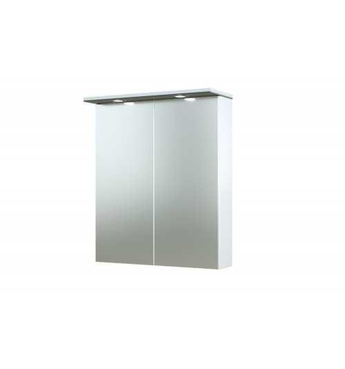 Pakabinama veidrodinė vonios spintelė Allegro 61