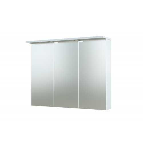 Pakabinama veidrodinė vonios spintelė Allegro 91