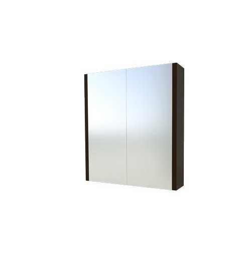 Pakabinama veidrodinė vonios spintelė Serena 75