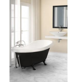 Akmens masės vonia FAMA 1730x825 laisvai pastatoma