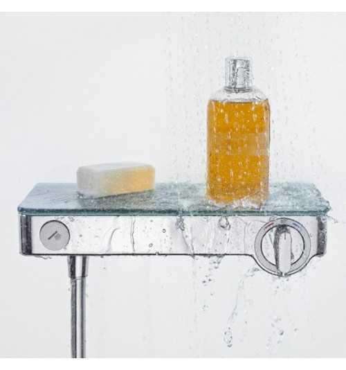 Termostatinis dušo maišytuvas Hansgrohe ShowerTablet Select 300 chromas