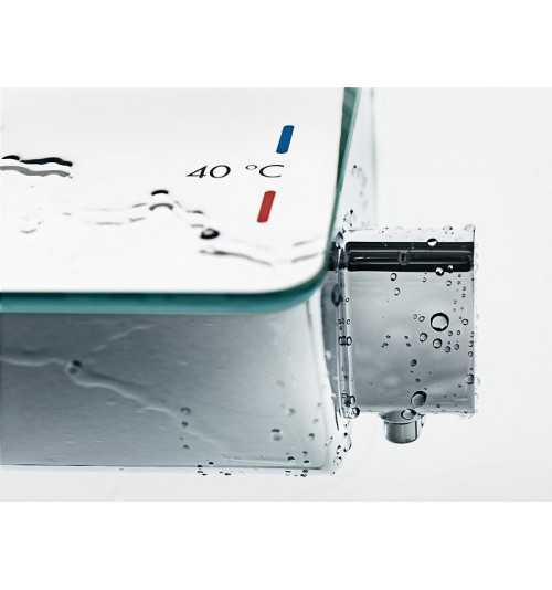 Termostatinis vonios maišytuvas Hansgrohe Ecostat Select chromas