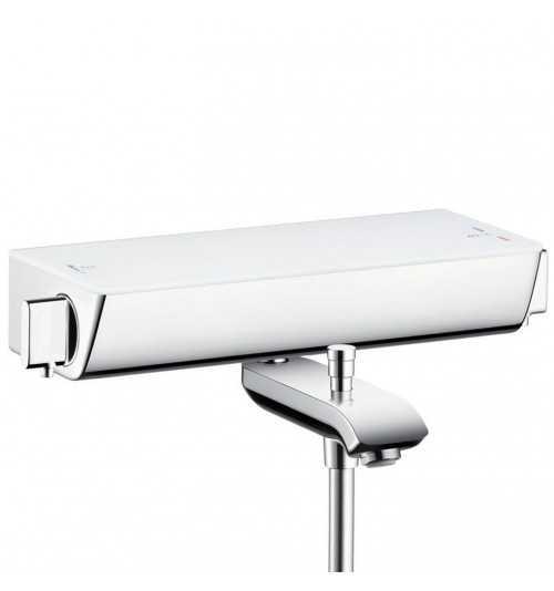 Termostatinis vonios maišytuvas Hansgrohe Ecostat Select baltas/chromas