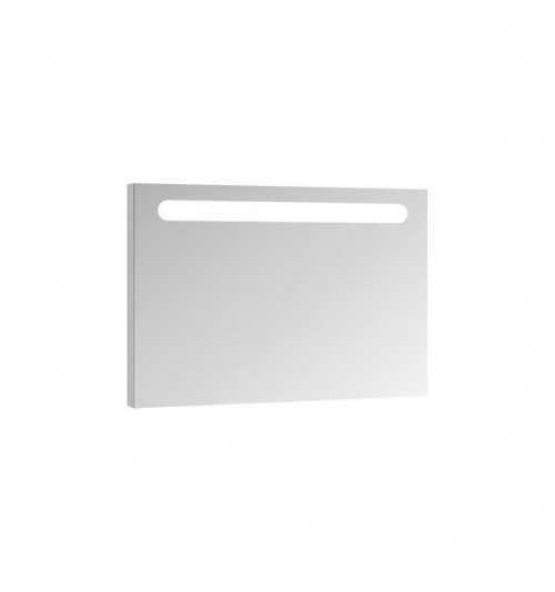Ravak Chrome 800 veidrodis su integruotu šviestuvu baltas