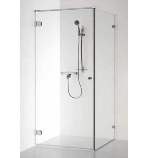 Kampinė dušo kabina Nora
