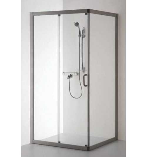 Kampinė dušo kabina Laima