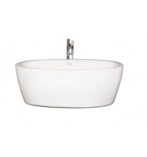 Akrilinė vonia PAA ARIETTA 1600 x 765 mm