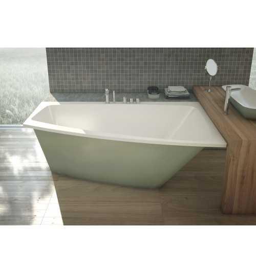 Akmens masės vonia Casa Di Vanna Tivoli 1830x1220 mm