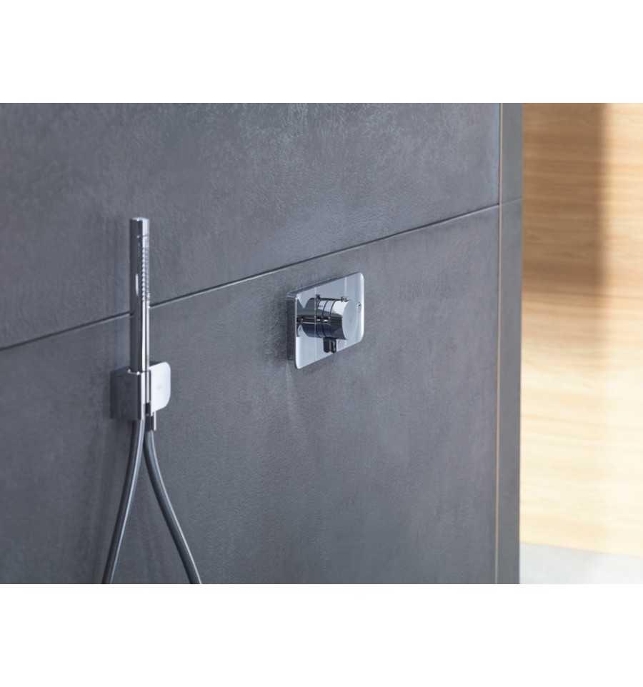 hansgrohe axor one jungtis i sienos su du o galvut s laikikliu arsan. Black Bedroom Furniture Sets. Home Design Ideas