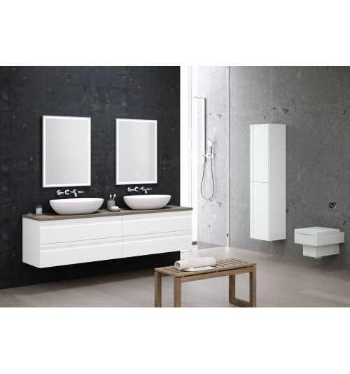 Vonios baldų komplektas Terra 120 (3 dalių)
