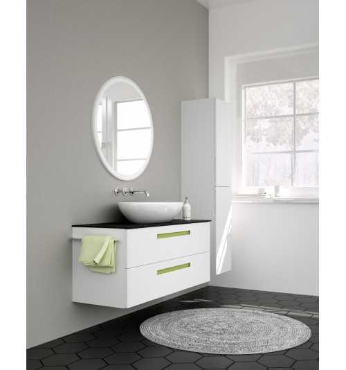 Vonios baldų komplektas Viva 120 (3 dalių)