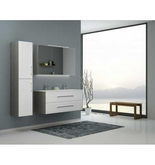 Vonios baldų komplektas Adagio 120 (3 dalių)