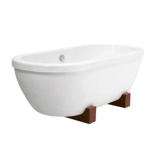 Akrilinė vonia Paa Andante 1900x900 laisvai pastatoma