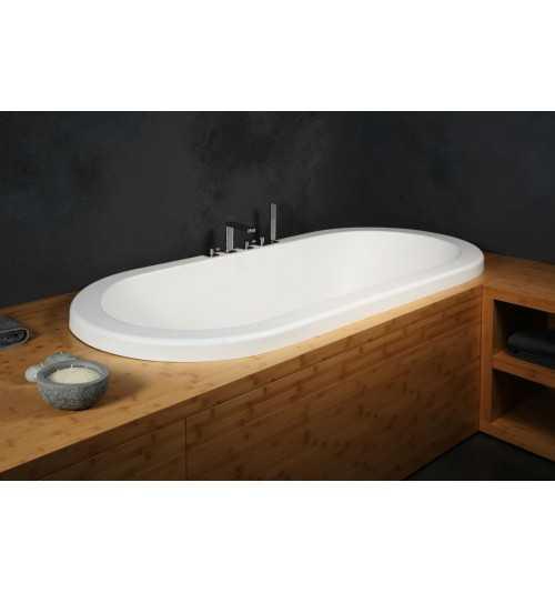 Akrilinė vonia Paa Andante 1900x900 įleidžiama
