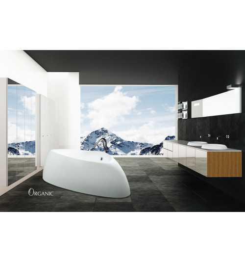 Akrilinė vonia Paa Organic 2210x1350 laisvai pastatoma
