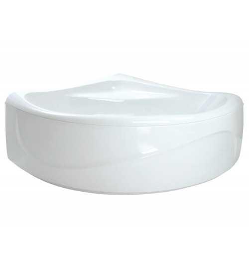 Kampinė akrilinė vonia Paa Rumba 1570x1570