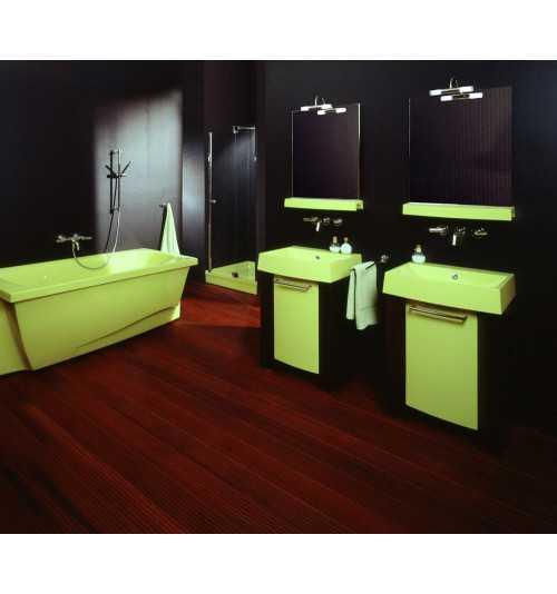 Stačiakampė akrilinė vonia Paa Accord 1700x850