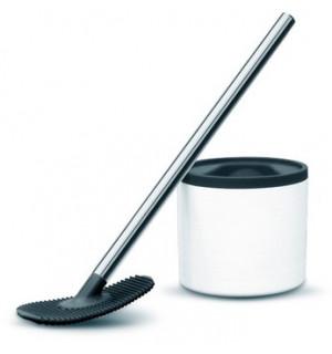 WC šepetys Nicol WC-Champ baltas