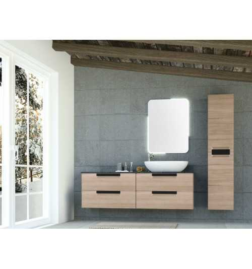 Vonios baldų komplektas Evoke 160 (3 dalių)