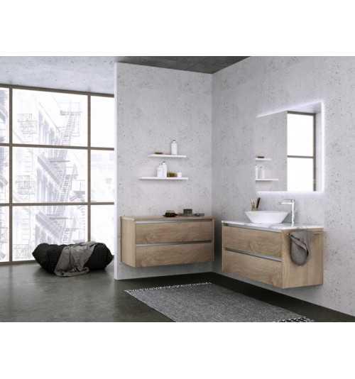 Vonios baldų komplektas City 60 (3 dalių)