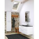 Vonios baldų komplektas Natura 80 (2 dalių)