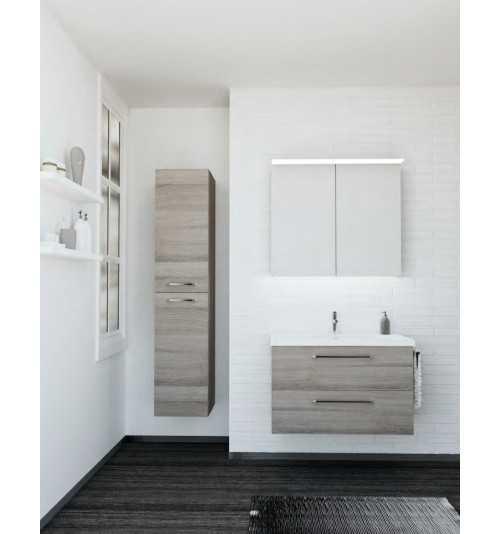 Vonios baldų komplektas Duet 60 (3 dalių)