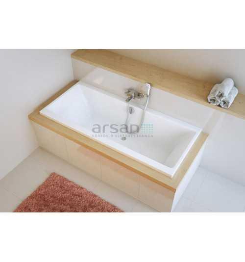 Stačiakampė akrilinė vonia Paa Polonaise 1800x800