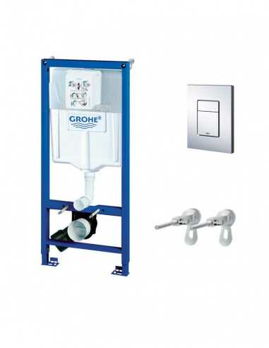 Grohe Rapid SL WC potinkinio rėmo komplektas (3in1)