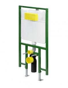 Viega Eco Plus unitazo potinkinis remas, 8cm gylio 664077