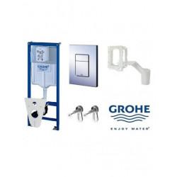 Grohe Rapid SL WC potinkinio rėmo komplektas (5in1)
