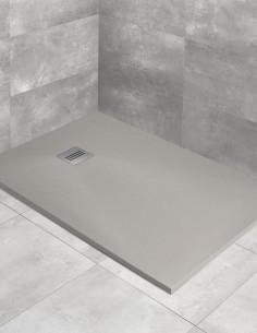 Kyntos F Cemento kampinis dušo padėklas