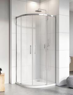 Pusapvalė dušo kabina Idea PDD
