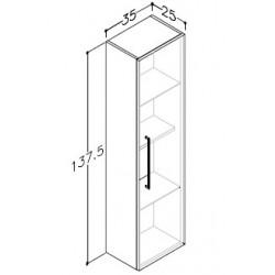 Vonios baldų komplektas JOY 75 (3 dalių)