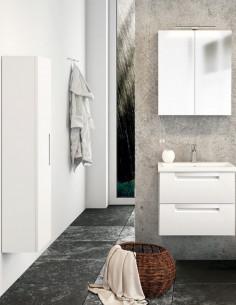 Vonios baldų komplektas MILANO 60 (3 dalių)
