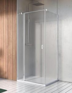 Kampinė dušo kabina Nes KDJ II