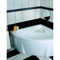 Ravak Triangle kampinė dvivietė akrilinė vonia