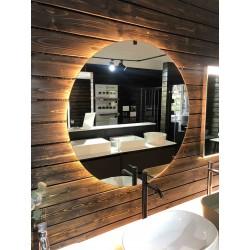 veidrodis CERCHIO Z su LED apšvietimu