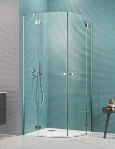 Radaway Torrenta PDD pusapvalė dušo kabina
