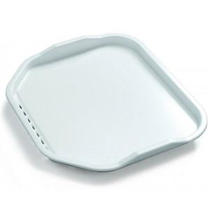 Franke nuvarvejimo indas mobilus, plastikinis, baltas 112.0007.528