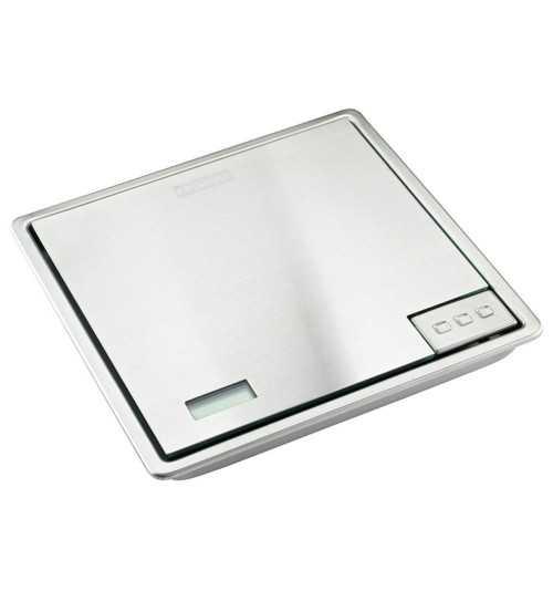 Franke Scala nerūdijančio plieno virtuvinės svarstyklės 112.0023.125
