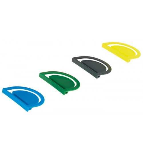 Franke šiukšliu rušiavimo sistemos spalvoti skirtukai, 4 spalvos 133.0016.354