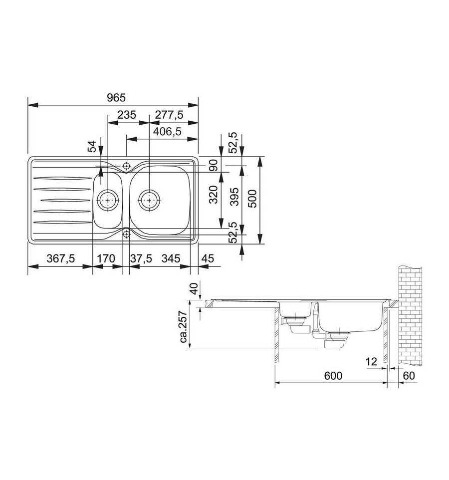 franke libera lix 651 ner dijan io plieno plautuv su dviem dubenimis ir indu arsan. Black Bedroom Furniture Sets. Home Design Ideas
