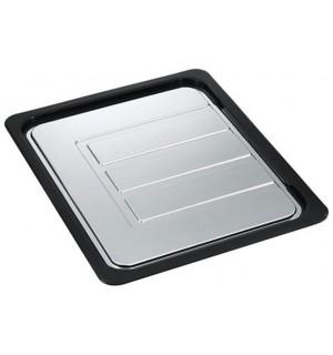 Franke antibakterinė plieninė-plastikinė pjaustymo lentelė 342 x 430 mm 112.0188.653