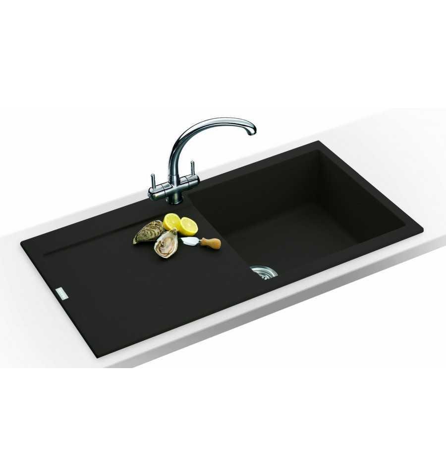 franke maris mrg 611 100 granitine plautuve arsan. Black Bedroom Furniture Sets. Home Design Ideas