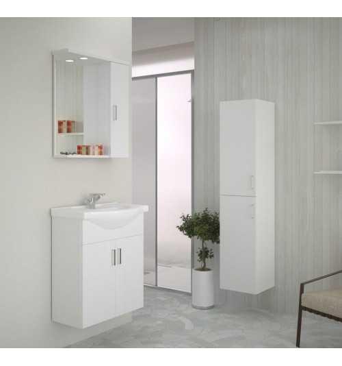 Vonios baldų komplektas Eternal 65 (3 dalių)