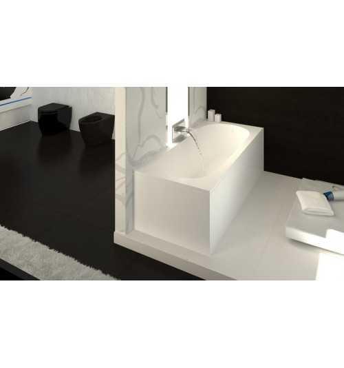 Akmens masės vonia Vispool Libero 1795x795