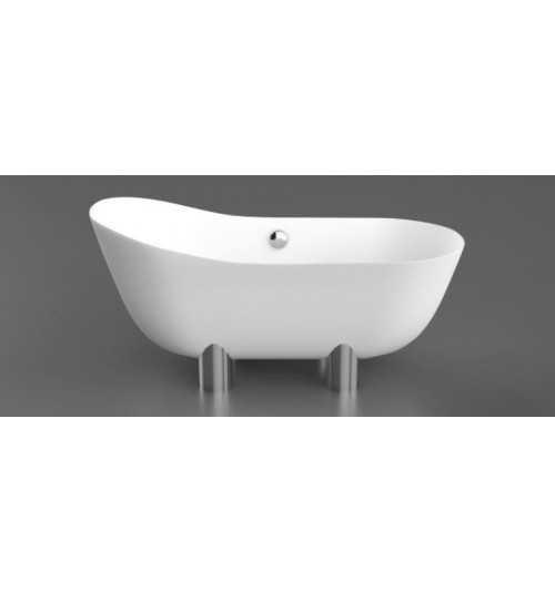 Akmens masės vonia Vispool Pero 169 Right 1690x730