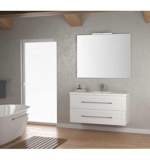 Vonios baldų komplektas Adagio 100 (2 dalių)