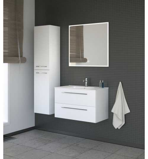 Vonio baldų komplektas Alta 80 (3 dalių)