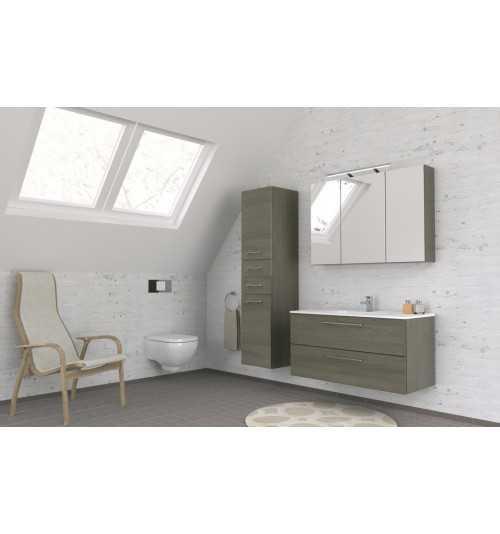 Vonio baldų komplektas Alta 100 (3 dalių)